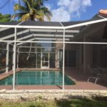 west palm beach pool enclosures
