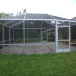 Patio Screen Enclosure